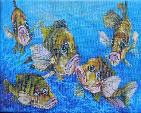 Schilderijen-vissen-Annette-de-Roo-00002