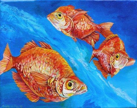 Schilderijen-vissen-Annette-de-Roo-00004