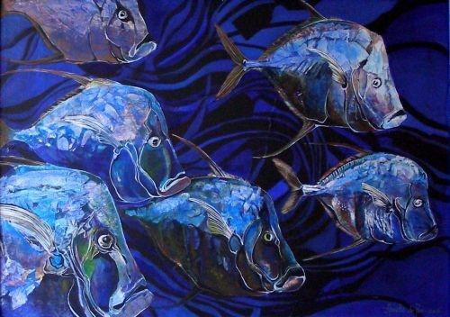 Schilderijen-vissen-Annette-de-Roo-00007